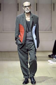 Yohji Yamamoto Spring 2009 Menswear