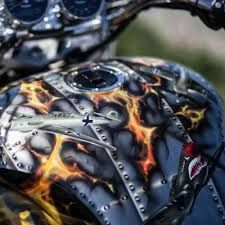 Image result for custom motorcycle paint jobs