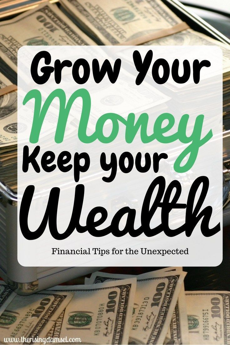 Be the Keeper of your Money- Tips to Grow and Keep Your Wealth