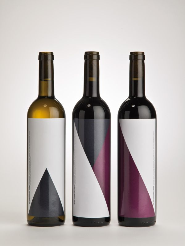 Packaging Alcoholic Drinks by Nima , via Behance