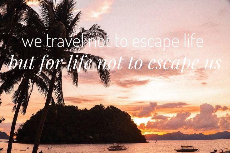 Travel quote - travel wisdom - SEEK SEE TRAVEL
