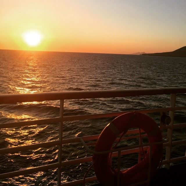 Sundays were made for getaways... and for sunsets.  Cruise with adventurous Celestyal Olympia and you can enjoy both! Photo by @debyangelina  #Celestyalcruises #CelestyalOlympia #adventure #cruise #travel #sunset #getaways #summer