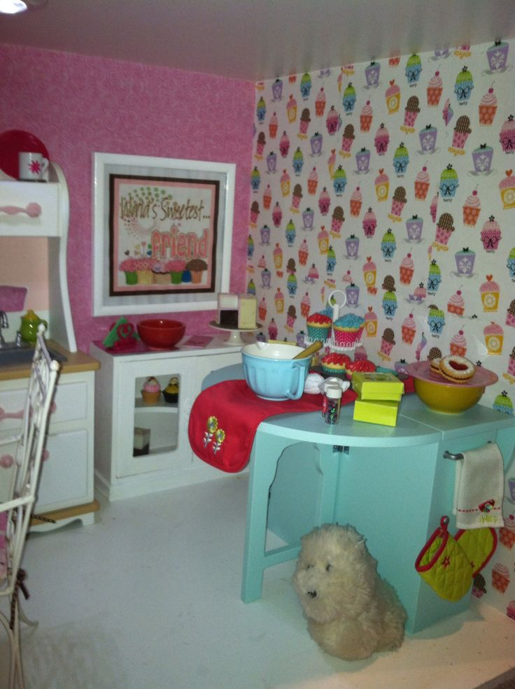 17 Best Images About American Girl Doll House On Pinterest