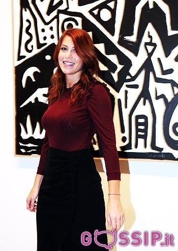 Barbara Berlusconi torna in pubblico dopo le insistenti voci di crisi con Pato: foto - Foto e Gossip by Gossip News