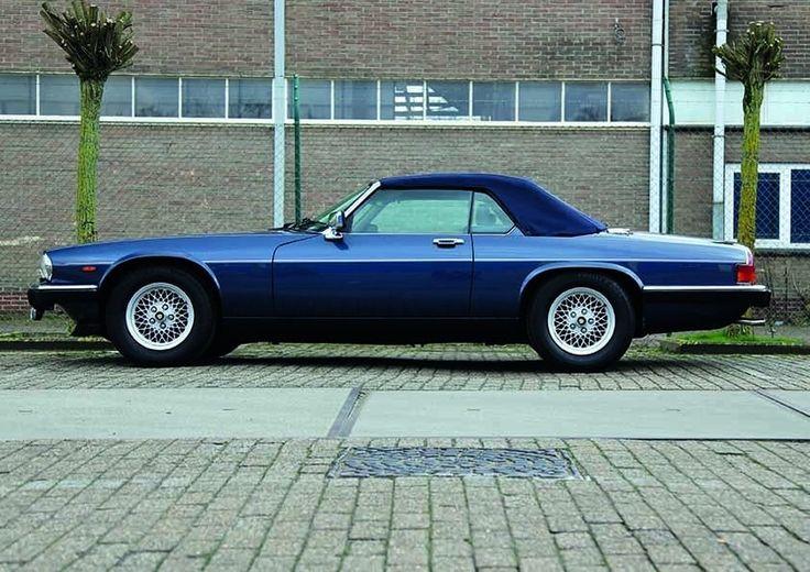#Jaguar #XJS #Convertible #Cabriolet