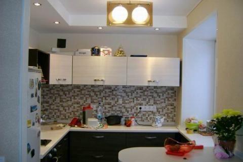 Кухня 6 кв м в хрущевке