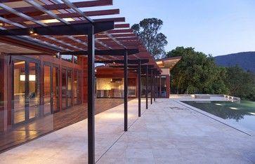 Mangan 2-1 - modern - landscape - san francisco - Huettl Landscape Architecture