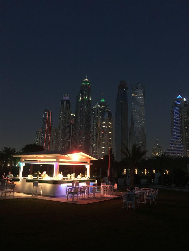 Beautiful Dubai Skyline.