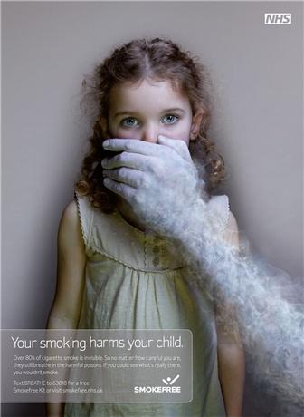 Nadav Kandar's shots for Dare's anti-smoking campaign. Stunning execution