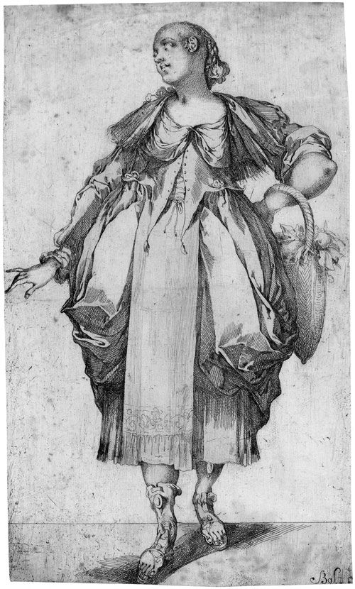 Gardener with basket (c. 1612)