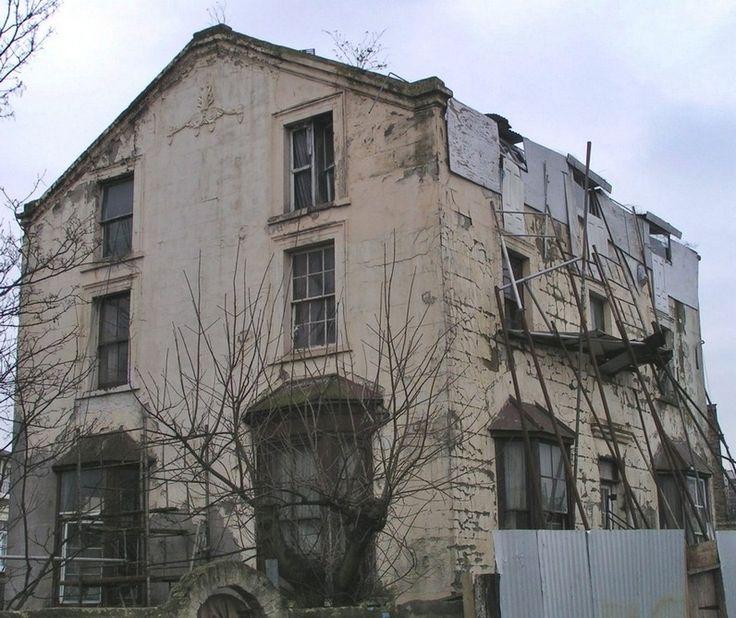 Abandoned Old London,England