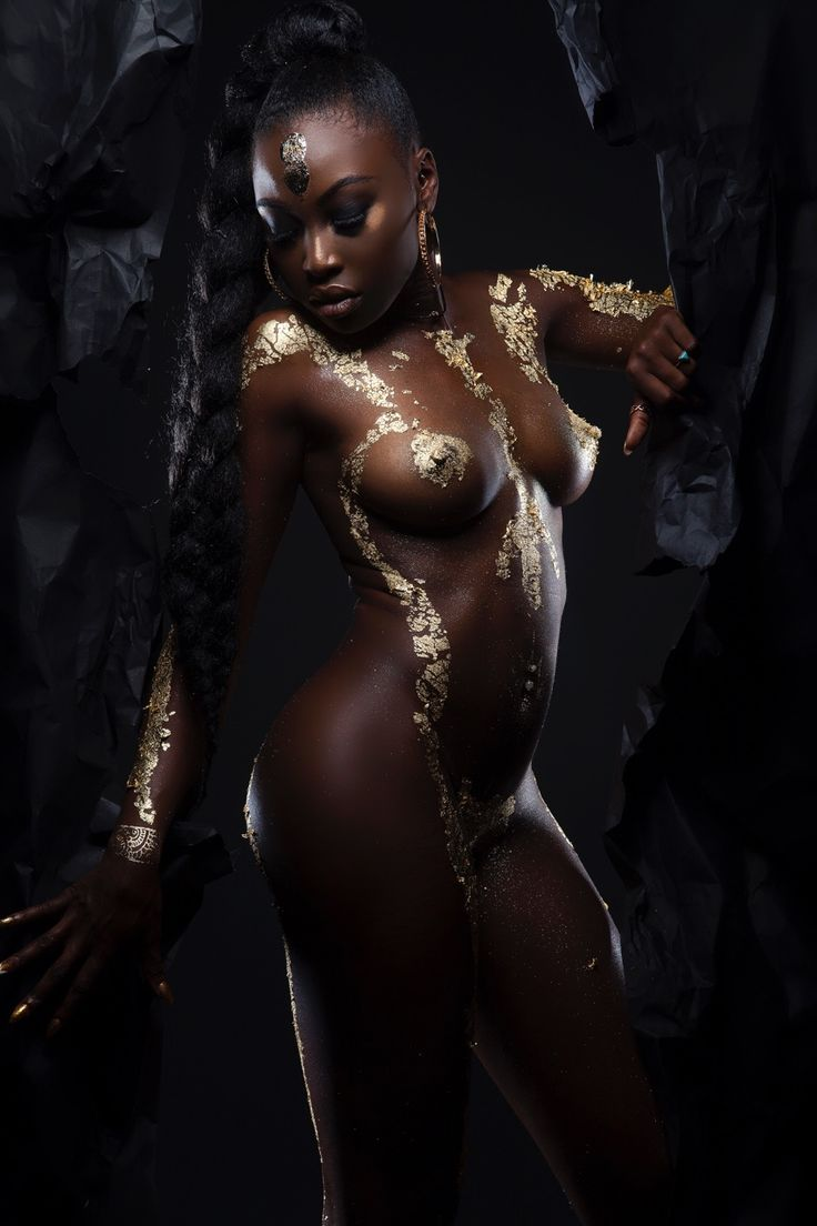 Any female dark skin nude nonsense!