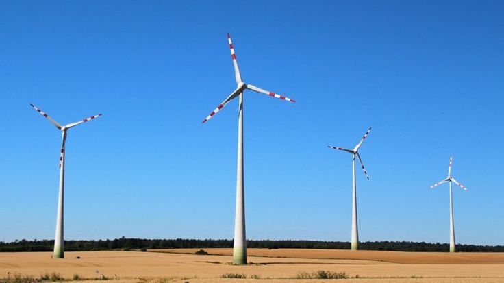 Denmark previously produced 140 percent of its country's electricity needs from wind power.
