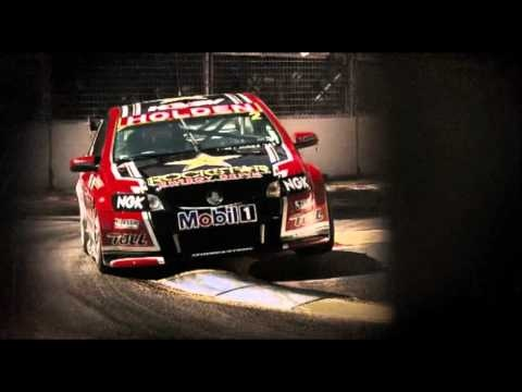 Holden Racing Team 2012 - I Bleed Red and This Is My House!