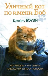 Уличный кот по имени Боб — Джеймс Боуэн