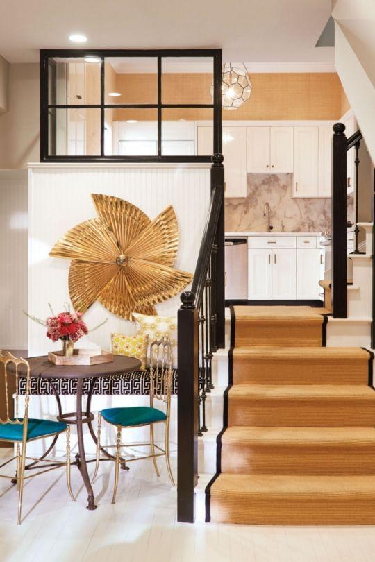 See inside model homes