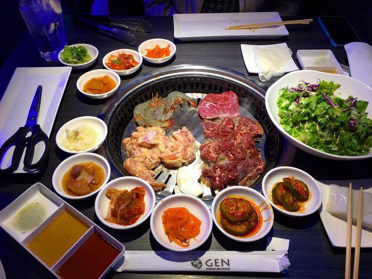 Gen Korean BBQ - Northridge CA Good AYCE in the valley