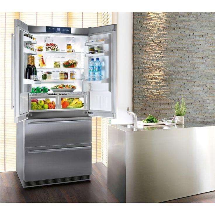 Combina frigorifica NoFrost cu 2 compartimente BioFresh