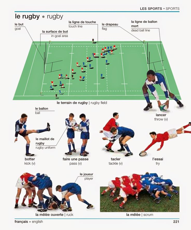 French for Newbies: Les sports