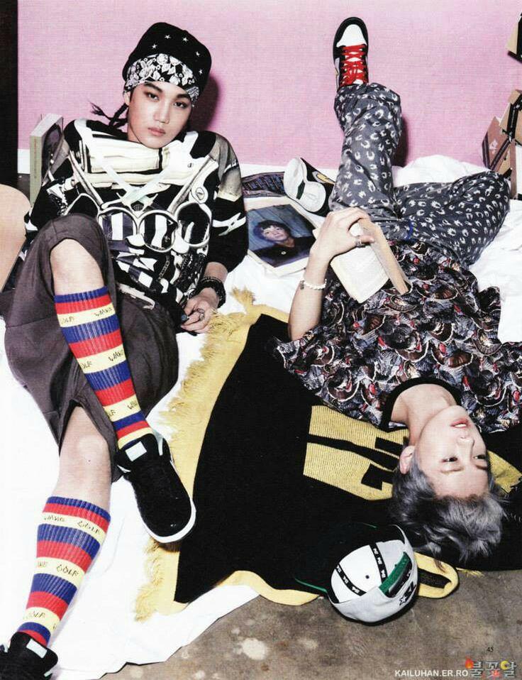 31 best KaiLu♡ images on Pinterest Luhan, Exo kai and K pop - www roller de k chen
