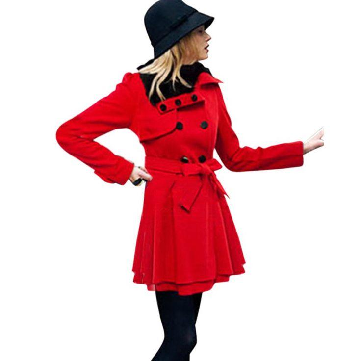 Winter New Fashion Women Clothes Lady Warm Winter Coat Thicken Coat Parka Overcoat Naaros collar Long Jacket Outwear