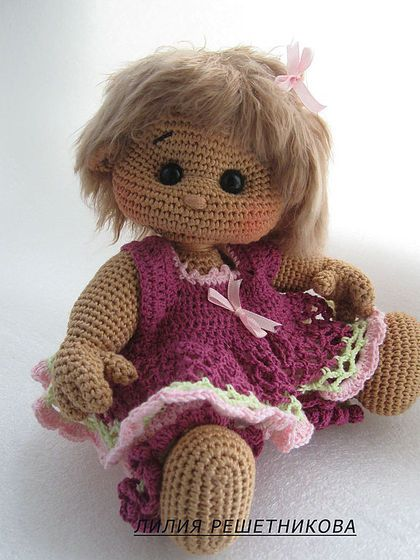 231 best images about dolls on Pinterest Amigurumi doll ...