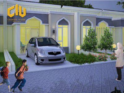 CIKARANG ISLAMIC VILLAGE         Cikarang Islamic Village adalah kawasan properti syariah yang berlokasi di desa Sukamanah, kecamatan...