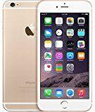 Apple iPhone 6 Plus Gold 16GB SIM-Free Smartphone (Zertifiziert und Generalüberholt)