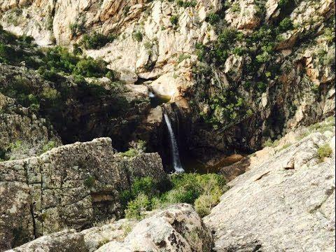 Orizzonte Casa Sardegna - Cascate ai piedi del Monte Nieddu