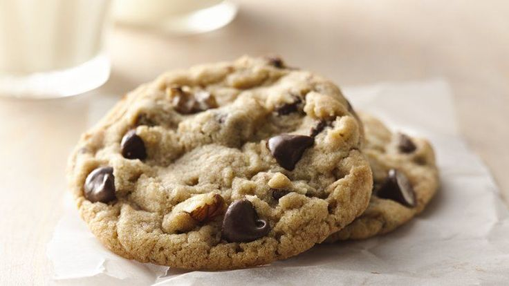 Just like the name says, this is the chocolate chip cookie extraordinaire! Definitely one of Betty's favorites!