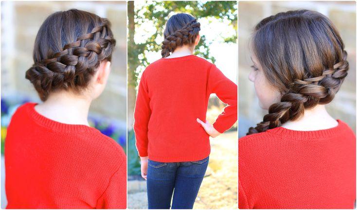 Waterfall Twist Combo | Cute Girls Hairstyles