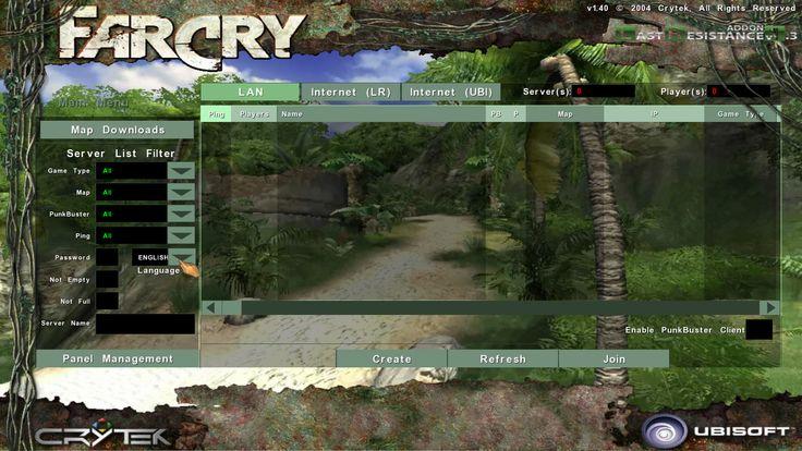 Far Cry LR Addon - češtin