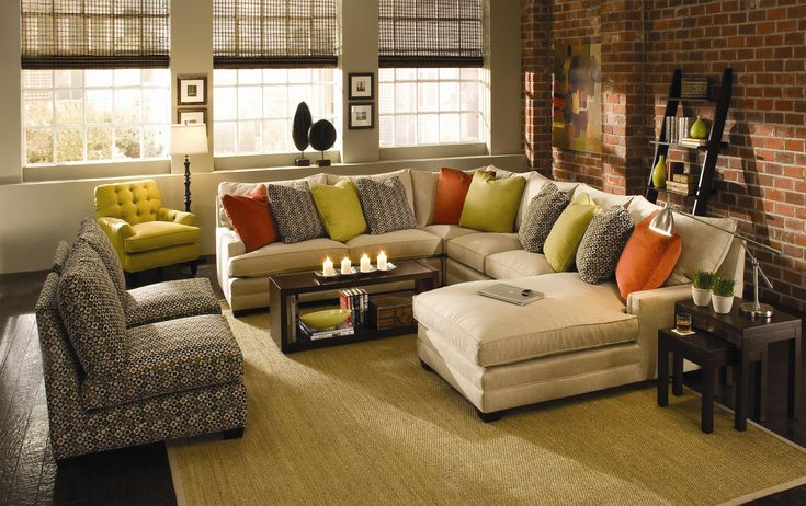 margo extra wide sectional sofa by sam moore knoxville. Black Bedroom Furniture Sets. Home Design Ideas