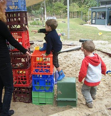 risk taking during childhood play Encouraging risk-taking in children may reduce the prevalence of childhood anxiety december  are overinvolved or overprotective during the early stages of a.
