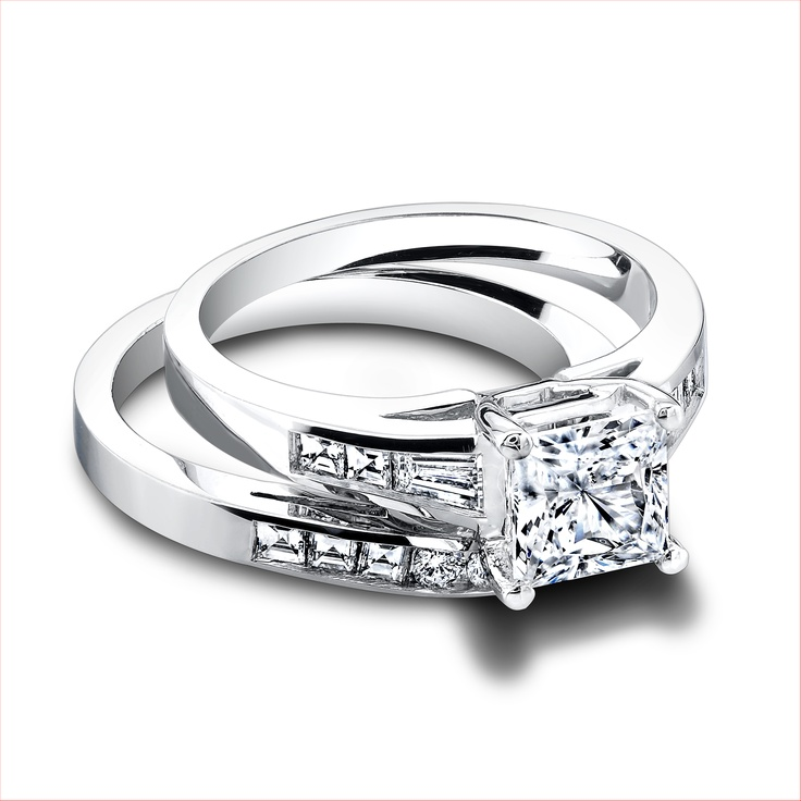 jeff cooper naomi princess set available at alson jewelers modern engagement