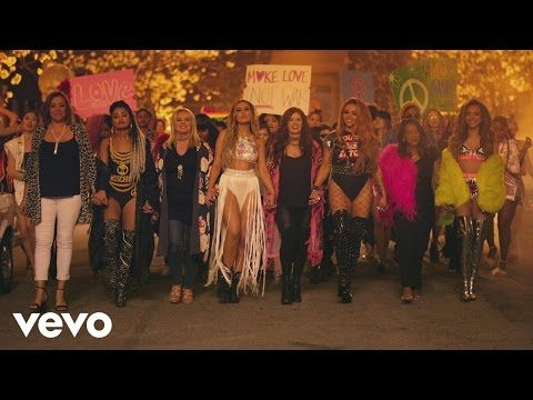 Little Mix - Power (Music Video)