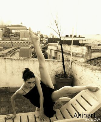 Anika Burton dancer: To dance free