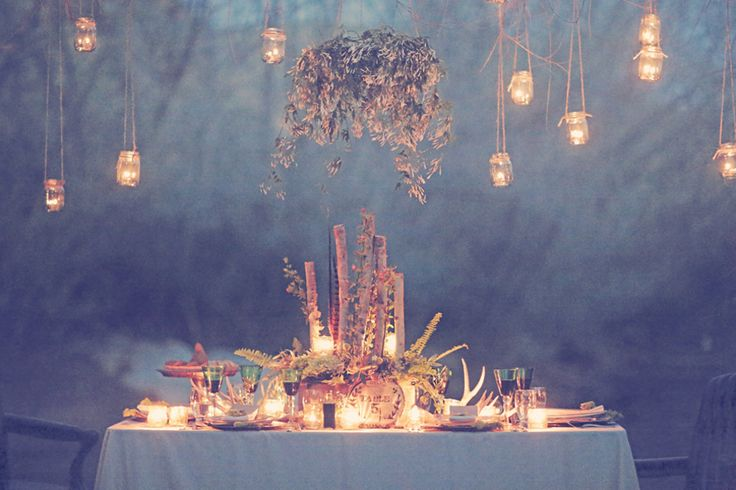 woodland fairytale wedding     gideon photography