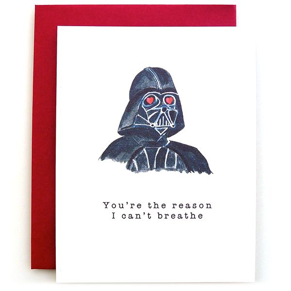 This year, skip the gushing sentiment and let these cheeky, heartfelt Valentine's Day cards do the talking.