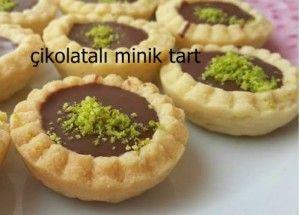 cikolatali-minik-tart-tarifi
