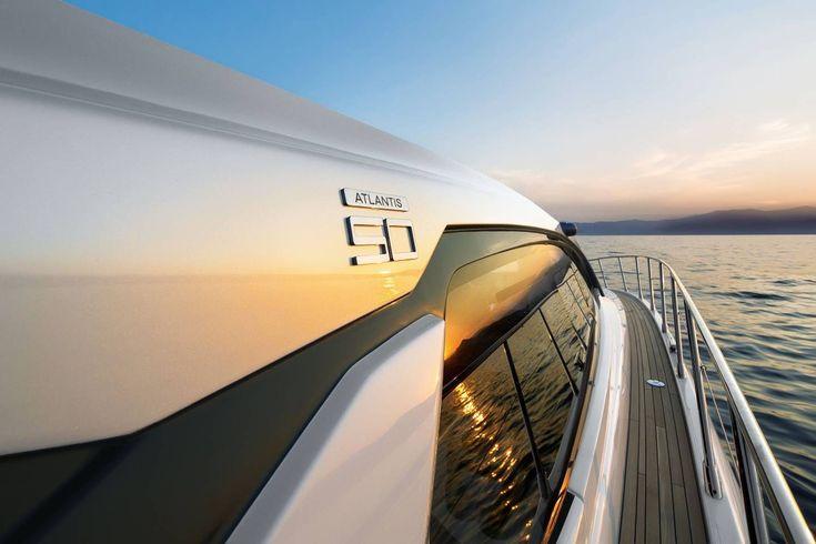 Azimut Atlantis 50 Coupe | Azimut Yachts official | Luxury yacht sales