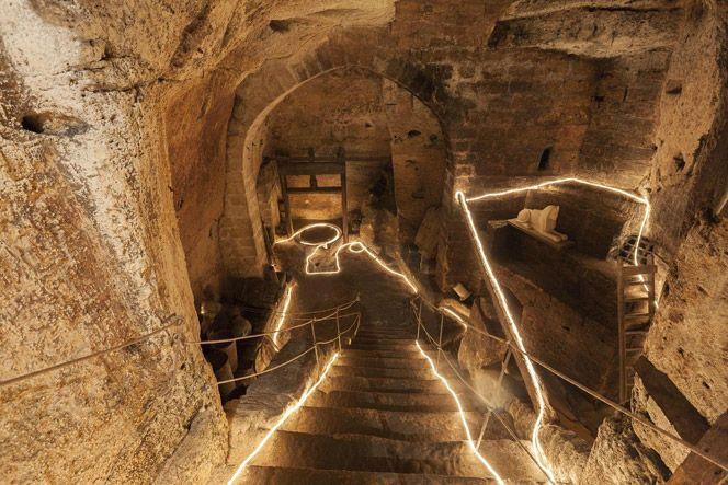 Gravina sotterranea, in Gravina di Puglia, è uno dei luoghi più affascinanti dell'intera nostra regione.