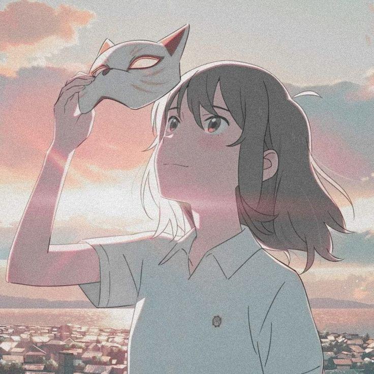Muge//Whisker Away em 2020 Amor de gato, Filmes de anime