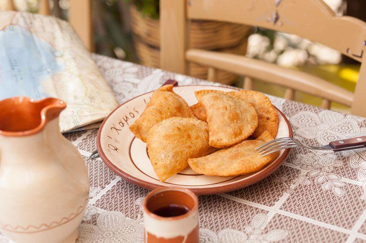 Pitarakia cheese in Milos