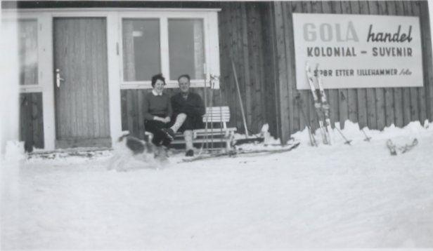 Golå handel, Gudbrandsdalen.