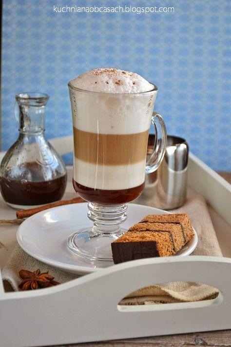 kuchnia na obcasach: Latte piernikowe