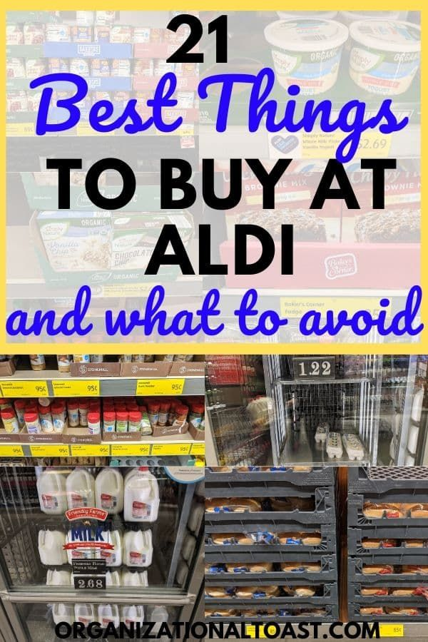 Best Things To Buy At Aldi Organizational Toast In 2020 Aldi Cool Things To Buy Aldi Shopping