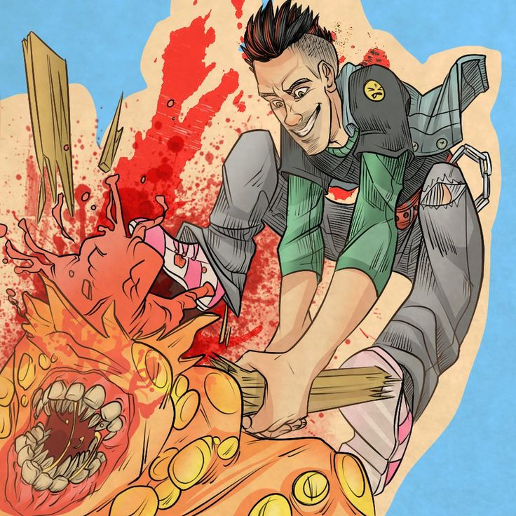 sunset overdrive by 5thezombie on deviantART