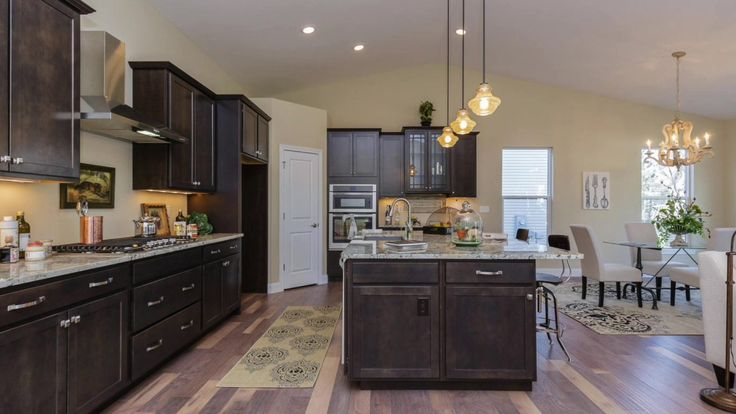 26 best new expanded clayton floor plan images on for Gourmet kitchen floor plans