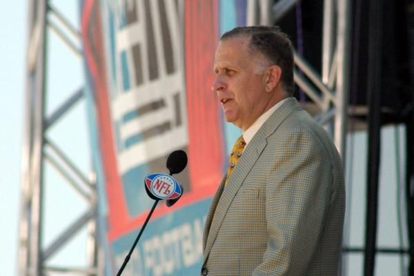 Former NFL commissioner Paul Tagliabue said President Donald Trump's comments regarding players in the league are troubling.